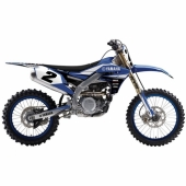 KIT DECO FACTORY EFFEX EVO YAMAHA 125/250 YZ 1996-2001 kit deco effex