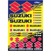 KIT AUTOCOLLANTS UNIVERSEL EFFEX SUZUKI planche auto collants
