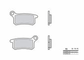 Plaquettes de frein BREMBO AVANT/ARRIERE BREMBO HUSQVARNA 65 TC 2017-2020 plaquettes de frein