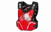Pare Pierre Polisport Rocksteady KID ROUGE protections kids
