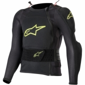 GILET ALPINESTARS  BIONIC PLUS KID protections kids