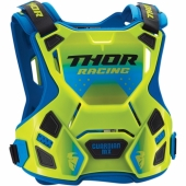 PARE PIERRE THOR GUARDIAN MX JAUNE/BLEU KID protections kids