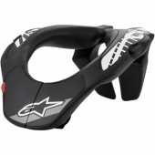 PROTECTION CERVICAL ALPINESTARS  KID NOIR/BLANC protections cervicales