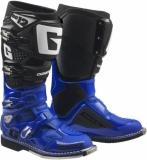 BOTTE CROSS GAERNE SG 12 BLEU/NOIRE bottes