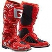 BOTTE CROSS GAERNE SG 12 ROUGE bottes