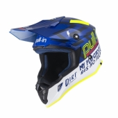 CASQUE MOTO CROSS PULL-IN SOLID BLANC casques