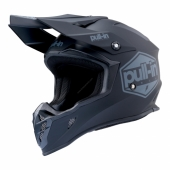 CASQUE MOTO CROSS PULL-IN SOLID NOIR casques