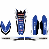 KIT DECO FACTORY EFFEX TRIM YAMAHA 450 YZ-F 2010-2013 kit deco effex