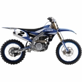 KIT DECO FACTORY EFFEX EVO YAMAHA 450 YZ-F 2014-2017 kit deco effex