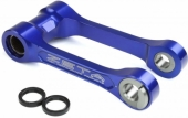BIELLETTE SUPENSION REGLABLE ZETA BLEU YAMAHA 450 YZF-X 2016-2020  Biellette de suspension zeta