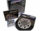 Kit chaîne RENTHAL 420 KAWASAKI 85 KX grande roues 2001-2019 kit chaine