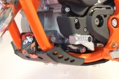 Sabot GP AXP PHD noir KTM 65 SX 2017-2020 sabots axp