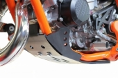 Sabot GP AXP PHD noir KTM 85 SX 2018-2020 sabots axp