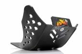 Sabot GP AXP PHD noir HUSQVARNA 250 FC 2019-2020 sabots axp