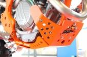 Sabot GP AXP PHD orange KTM 250 SX-F 2016-2018 sabots axp