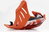 Sabot GP AXP PHD orange KTM 450 SX-F 2016-2018 sabots axp