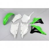 Kit Plastiques UFO ORIGINE KAWASAKI 85 KX 2014-2020 kit plastiques ufo