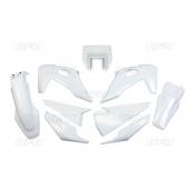 Kit plastique UFO BLANC HUSQVARNA 300 TE-I 2020 kit plastiques ufo