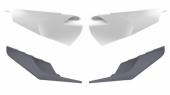 Plaques latérales POLISPORT COULEUR ORIGINE 2020 HUSQVARNA 250 TC 2019-2020 plastique polisport