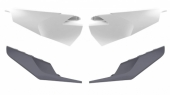 Plaques latérales POLISPORT COULEUR ORIGINE 2020 HUSQVARNA 450 FC 2019-2020 plastique polisport