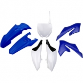 Kit plastiques UFO COULEUR ORIGINE YAMAHA 65 YZ 2018-2020 kit plastiques ufo