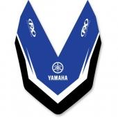 AUTOCOLLANT DE GARDE BOUE AVANT EFFEX YAMAHA 125/250 YZ  2006-2014 kit stikers effex garde boue