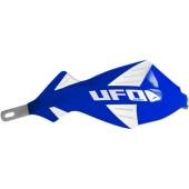 protege mains UFO DISCOVER AVEC RENFORT ALU BLEU protege main