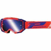 LUNETTE CROSS PROGRIP 3303 VISTA ROUGE / BLEUE lunettes