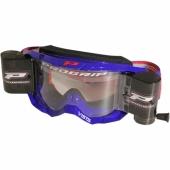 LUNETTE PROGRIP 3303 VISTA BLEUE AVEC ROLL OFF lunettes