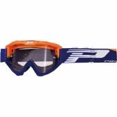 LUNETTE PROGRIP 3450 RIOT ORANGE FLUO / BLEUE lunettes