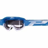 LUNETTE PROGRIP 3450 RIOT  BLEU CLAIR / BLANCHE lunettes