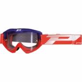 LUNETTE PROGRIP 3450 RIOT  BLEUE / ROUGE lunettes