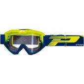 LUNETTE PROGRIP 3450 RIOT  JAUNE FLUO / NAVY lunettes