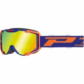 LUNETTE CROSS PROGRIP 3404 MIRROR ORANGE FLUO lunettes