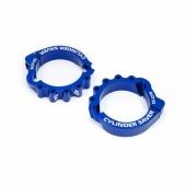 Protection sortie cylindre-échappement S3 BLEU HUSQVARNA 250/300 TE 2017-2020 accesoires echappements