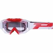 LUNETTE PROGRIP MX 3200 VENON ROUGE lunettes