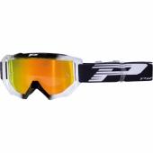 LUNETTE PROGRIP MX 3200 VENON MIRROR NOIRE / BLANCHE lunettes