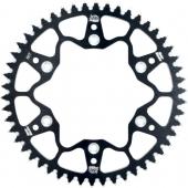 COURONNE ALUMINIUM NOIRE MOTO MASTER KTM 125 SX 2001-2020 pignon couronne