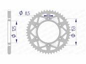 Couronne AFAM  alu ultra-light HONDA 250 CR-F 2014-2020 pignon couronne