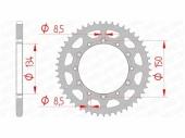 Couronne AFAM acier standard 450 KX-F 2009-2020 pignon couronne
