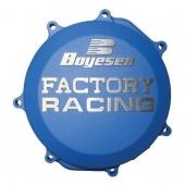 Couvercle de carter d'embrayage Boyesen BLEU KTM 350 SX-F 2016-2020 couvercle d'embrayage boyesen