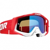 LUNETTE CROSS THOR SNIPER SNIPER PRO BLANCHE/ROUGE lunettes