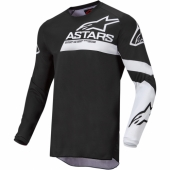 Maillot Cross ALPINESTARS SUPERTECH FOSTER NAVY/ORANGE 2021 maillots pantalons