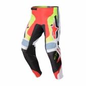 Pantalon CROSS ALPINESTARS FLUID CHASER MENTHE/NOIR 2021 maillots pantalons