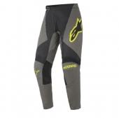 Pantalon CROSS ALPINESTARS FLUID SPEED GRIS/JAUNE FLUO 2021 maillots pantalons