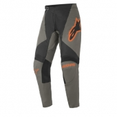 Pantalon CROSS ALPINESTARS FLUID SPEED GRIS/ORANGE 2021 maillots pantalons