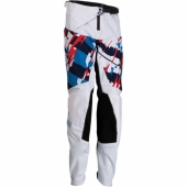 PANTALON KIDS MOOSE RAGING QUALIFIER AGROIDMENTHE/BLANC/BLEU 2021 maillot pantalon kids