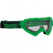 LUNETTE MOSSE RACING QUALIFER  VERTE 2021 lunettes