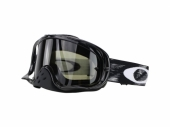 LUNETTE CROSS OAKLEY Crowbar MX Sand Jet NOIRE Speed écran Dark Grey + transparent lunettes