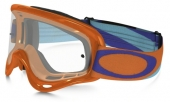 LUNETTE CROSS O Frame Heritage Racer ORANGE FLUO écran transparent lunettes